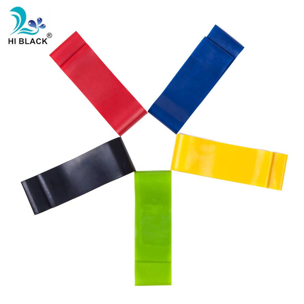Lateksowe joga siłownia trening siłowy trening Fitness sprzęt gumki recepturki musculation equipemen sportowe opaski gumowe gumką