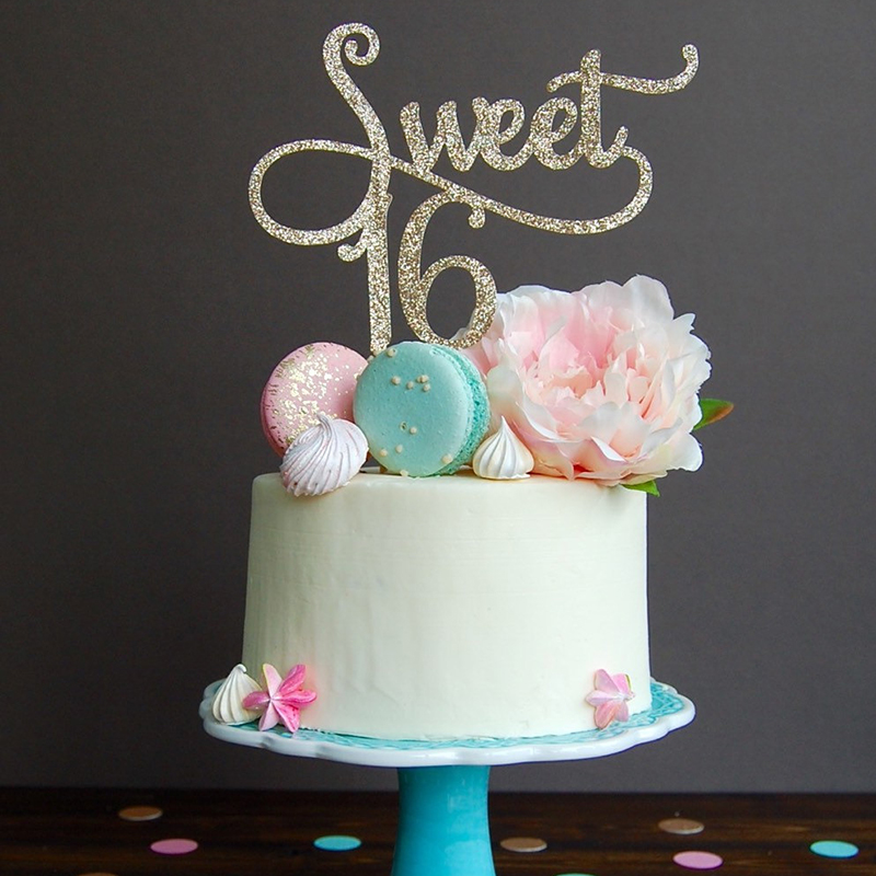 Online Get Cheap Sweet 16 Party Decorations -Aliexpress
