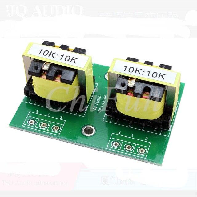 US $30 05 |10k:10k audio signal transformer 1:1 audio frequency  transformer-in Transformers from Home Improvement on Aliexpress com |  Alibaba Group