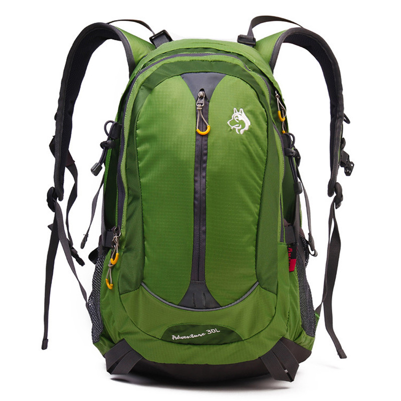 POINT BREAK Manufacturers wholesale waterproof nylon sports outdoor climbing package Men and women riding 30 l travel backpack
