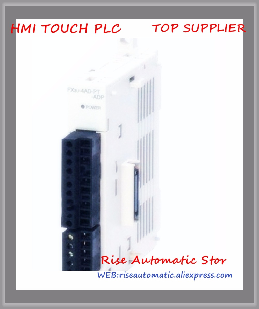 FX3U-4AD-TC-ADP PLC New Original Analog Special AdapterFX3U-4AD-TC-ADP PLC New Original Analog Special Adapter