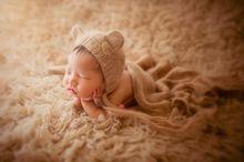 महीने के महीने के रूप में मील का पत्थर कंबल फोटोग्राफी प्रॉप्स, बाबी फोटोग्राफी कंबल प्रोप