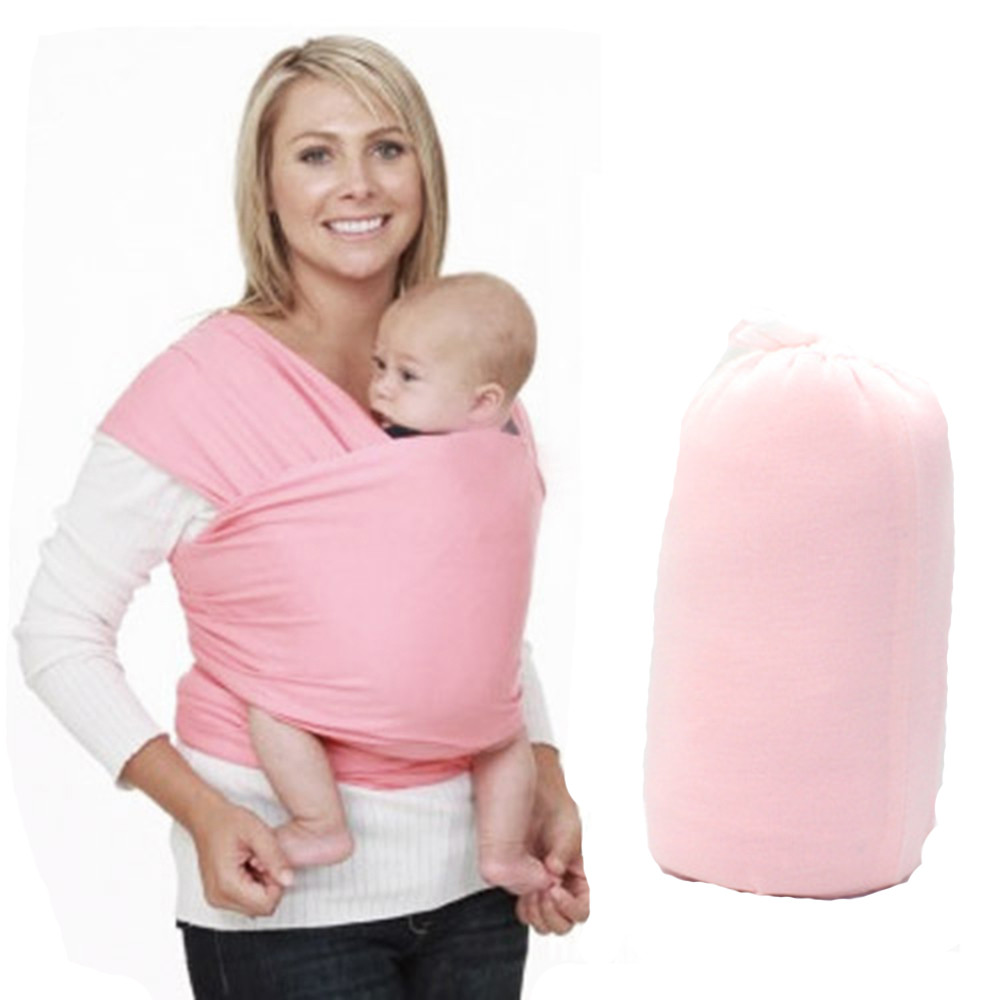 LONSANT Baby Carrier Double-Shoulder-Strap-Holder Infant Breastfeeding title=