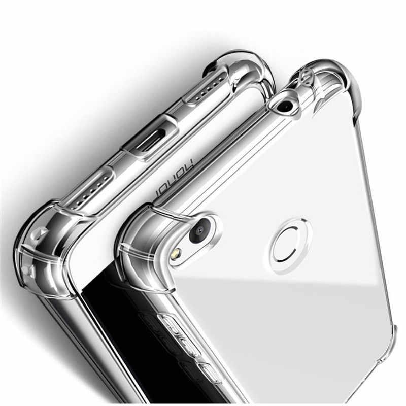 Transparent TPU Silicone Case for Huawei mate20 lite Nova3i/P smart plus Y5 2018 P20 Lite Plus P10 Honor note10 6A Mate10 Lite