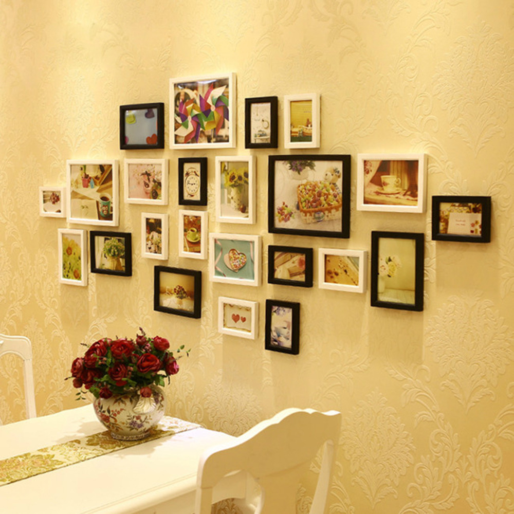 Pretty Family Wall Art Picture Frames Pictures Inspiration - The ...
