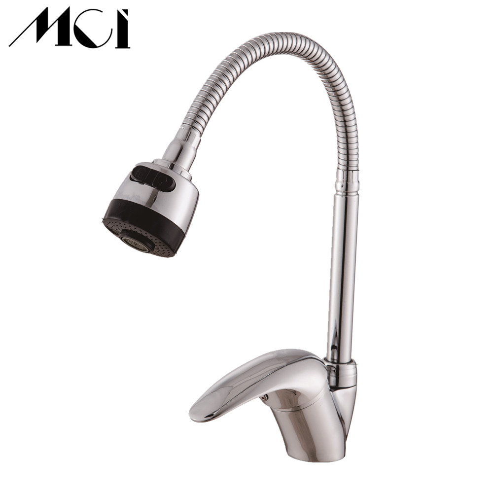 High Quality 360 Degree Kitchen Faucet Mixer Hot And Cold Kitchen Tap Washing Kitchen Sink Kitchen Faucets Torneira Mci-D020