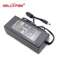 96W LED Power Supply Adapter For Led Strip 12V 8A LED Transformer For Led Strip Free