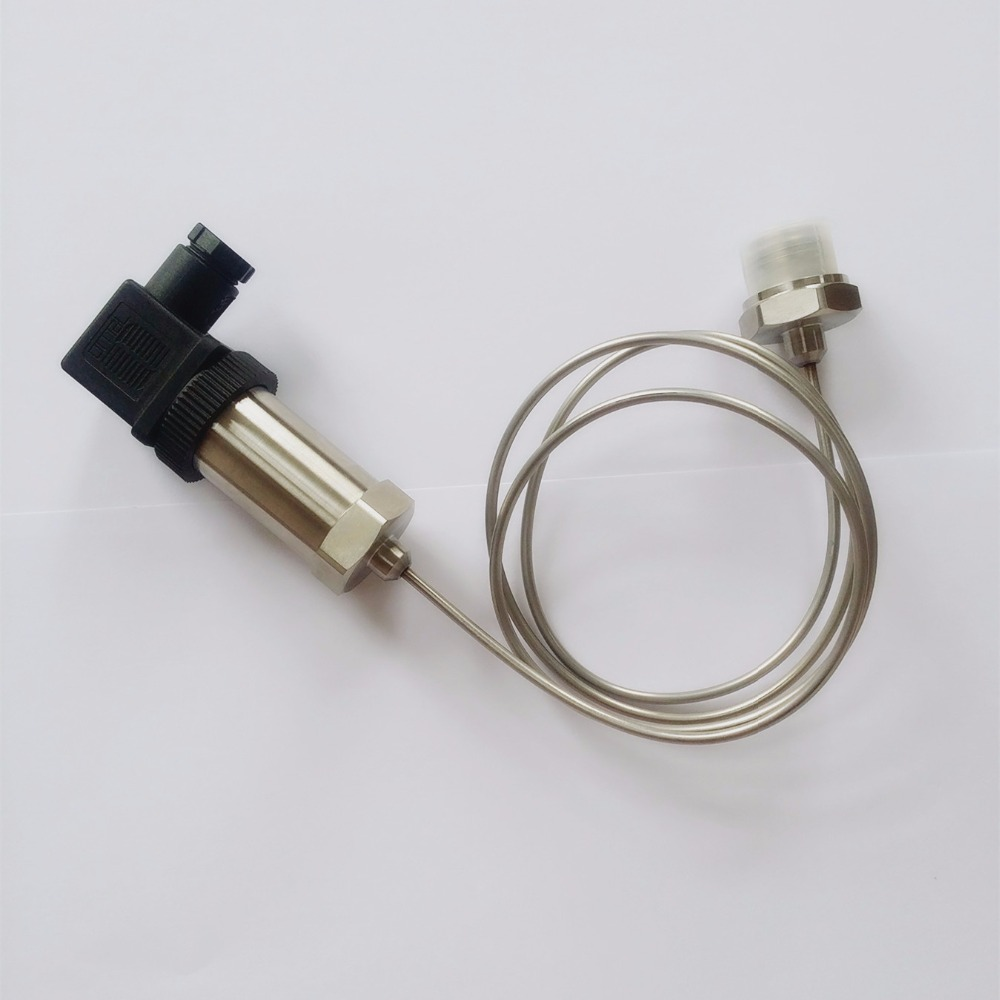 Купить с кэшбэком PT2700 high temperature melt hose type pressure transmitter Homogeneous film, hygienic type, high temperature resistant, 300 deg