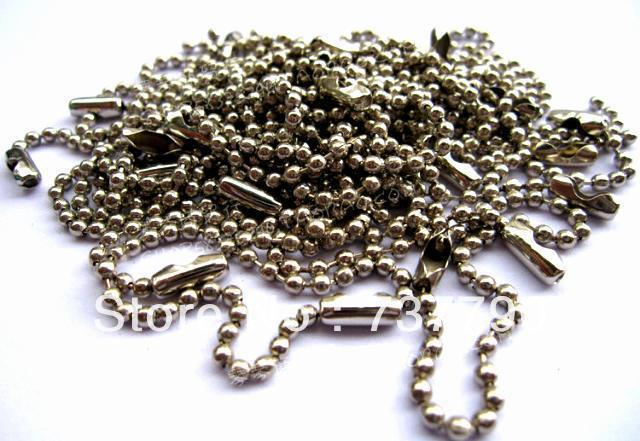 1000pcs/lot fashion metal seal hang tag/Chains Keychain Tag /line copper bead china tag with string