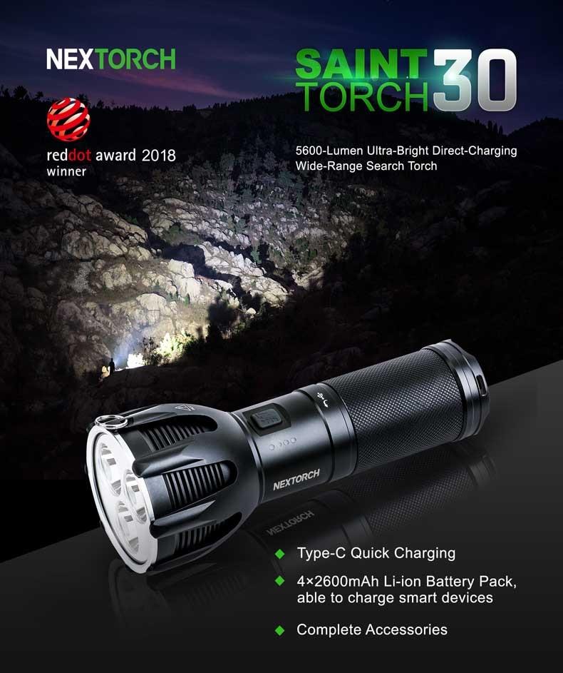 Nextorch Saint Torch 30- (1)