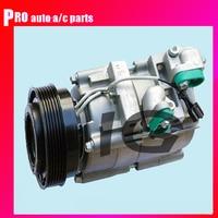 HS18 electric automotive air conditioning compressor for car Hyundai Santa Fe 2.7L Kia Sportage 9770126200 9770138170 9770126300