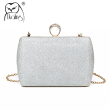 UKQLING Brand Clutch Bags Party Evening Day Clutches