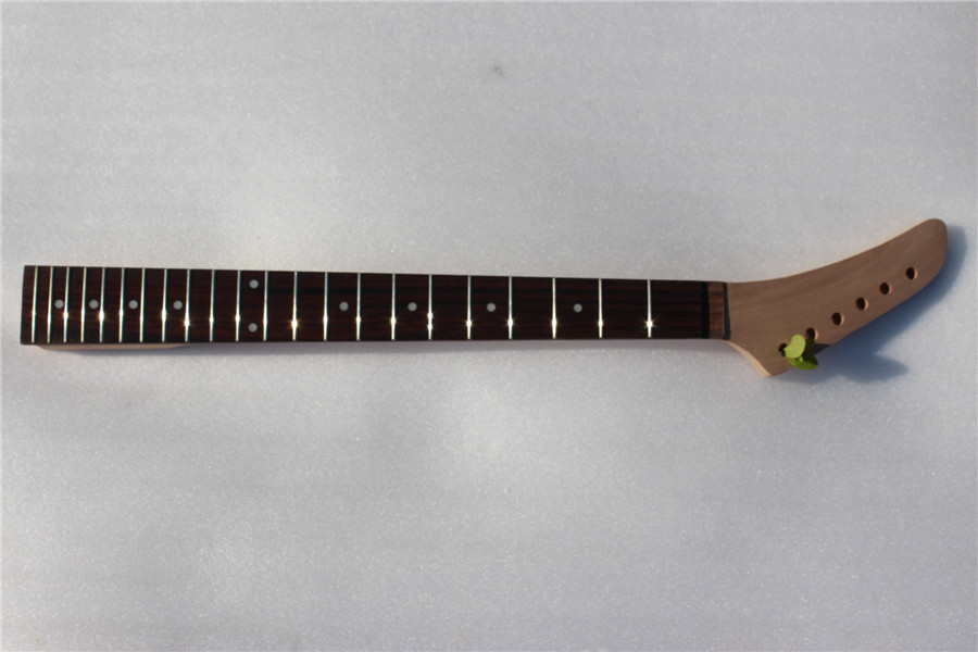 X-002 # 25.5 1 pcs    Electric guitar neck    fine quality rosewood   fingerboard 22  fret maple mahogany made  floyd rose nut one electric bass guitar neck high quality maple made with ebony fingerboard 21 fret