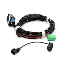 KEOGHS OEM 1K8 035 730 D 9W2 Bluetooth Module Direct Plug Wiring Harnes Microphone For VW Golf Tiguan Passat Polo RNS510 RCD510