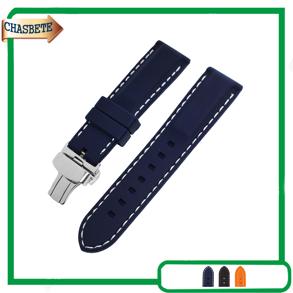 Silicone Rubber Watch Band for Samsung Gear S3 Classic / Frontier 22mm Men Women Resin Loop Strap Belt Wrist Bracelet Black eache silicone watch band strap replacement watch band can fit for swatch 17mm 19mm men women