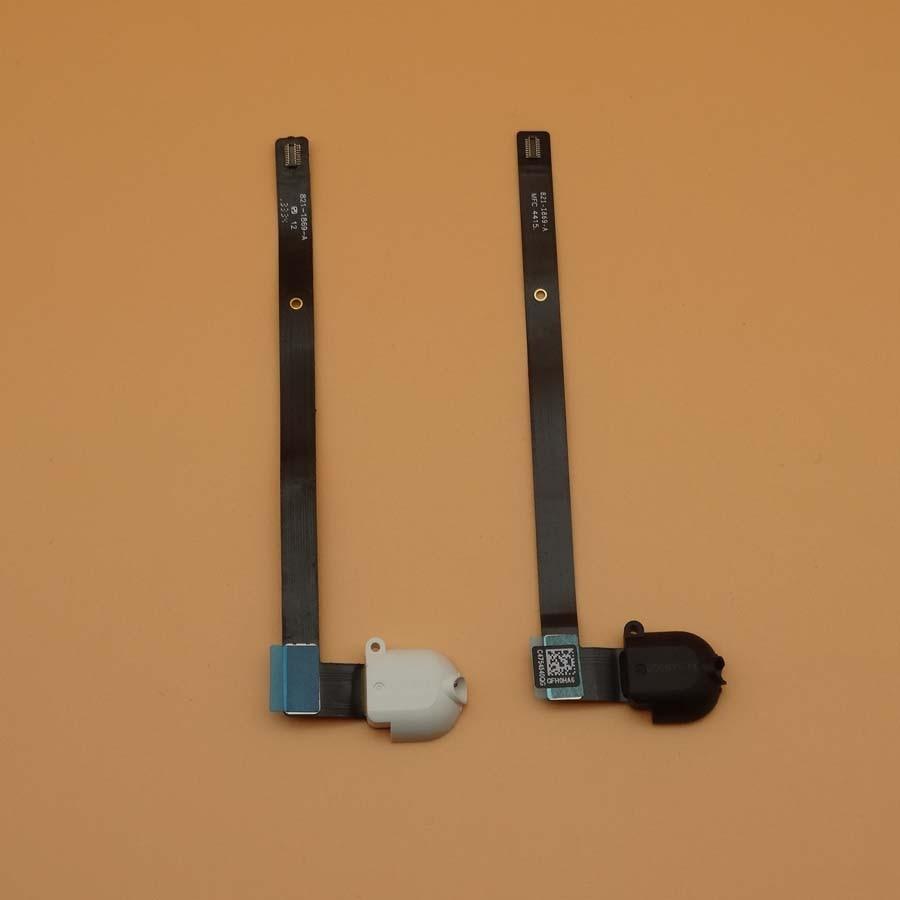 Earphone Headphone Audio Jack Flex Cable Replacement For iPad air 1 iPad 5 black white