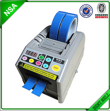 ZCUT-9 Automatyczny Dozownik Taśmy Automatyczne Maszyny Do Cięcia Taśmy, 6-60mm szerokość, 5-999mm długość 110 V/220 V UE/US WTYCZKA