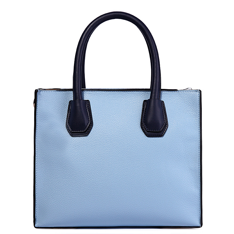 ZOVYVOL 2019 New Fashion Soft  Women Handbag Elegant Ladies Shoulder Bag Messenger Purse Satchel White Blue