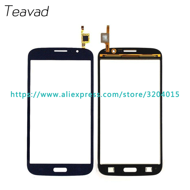 "10pcs/lot 5.8"" For Samsung Galaxy Mega 5.8 i9150 i9152 GT-i9150 GT-i9152 Touch Screen Digitizer Sensor Outer Glass Lens Panel"