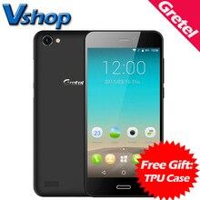 Оригинальный Гретель A7 3 г мобильные телефоны Android 6.0 1 ГБ оперативной памяти 16 ГБ ROM Quad Core Смартфон 8.0MP камеры Dual SIM 4.7 дюймов сотовый телефон
