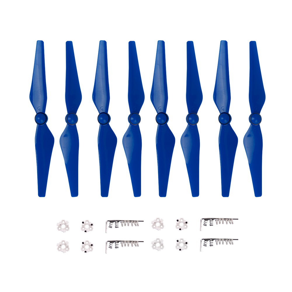 8pcs 9450S Propeller Blade For DJI Phantom 4 Pro Advanced Drone Quick Release 9450 Props Replacement Accessory Wing Fan Kits