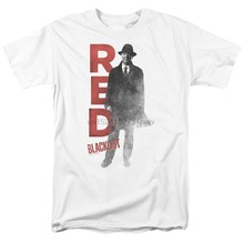 The Blacklist Tv Show Red Adult T-shirt All Sizes Classic Tv Series Mens T Shirt(China)