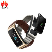 Huawei TalkBand B5 Sprechen Band B5 Bluetooth Smart Armband Fitness Wearable Sport Kompatibel Smart Handy Gerät Armbänder(China)