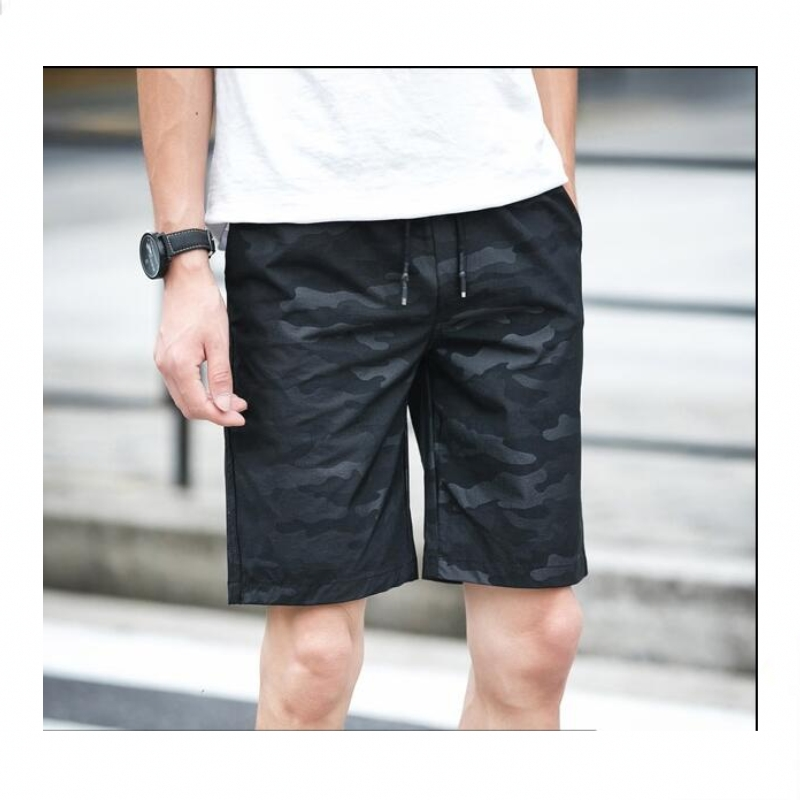 2018 Newest Summer Casual Shorts Men Cotton Fashion Style Men Shorts Bermuda Beach 6colors Shorts Plus Size M-5xl Short For Male