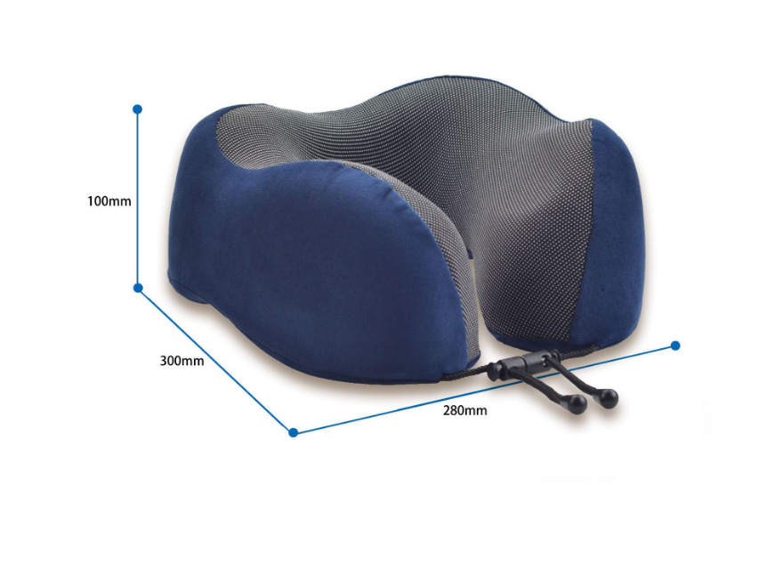 Adjustable-Travel-Pillow-Set-Pure-Memory-Foam-U-shaped-Pillow-AirplaneCarBus-Compact-U-Shaped-Neck-Support-Pillow_03