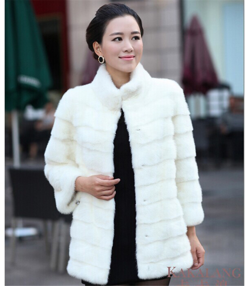 Aliexpress.com : Buy S 4XL plus size winter women faux fur coat ...