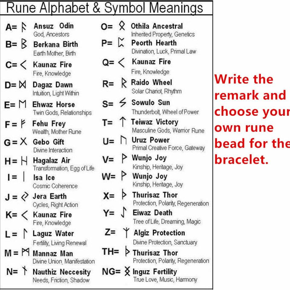 Viking Odin Raven Aegishjalmur Slavic Kolovrat Thor Hammer Mjolnir Men Vikingos Amulet Knot Runes Beads Viking Bracelets Men