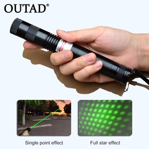 OUTAD High Quality Focus Green