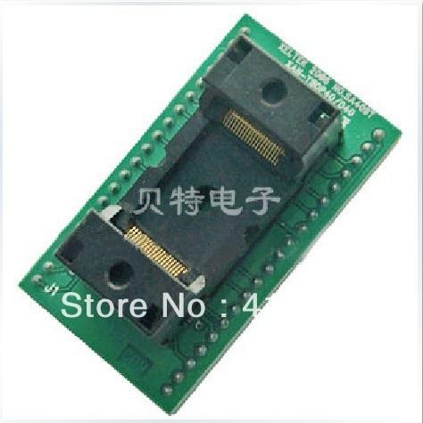 Importing SA409T-B4002 IC adapter TSOP40 test burn DIP40 free shipping sop32 wide body test seat ots 32 1 27 16 soic32 burn block programming block adapter