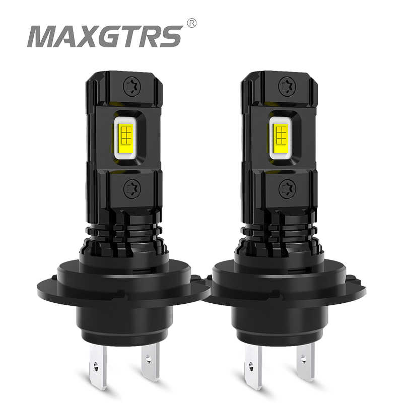 2x H7 H8 H11 9005 HB3 9006 HB4 CSP Chip External Led Bulb 100W 6000K Cold White  Car Led Fog Driving Lights Lamp Light Source