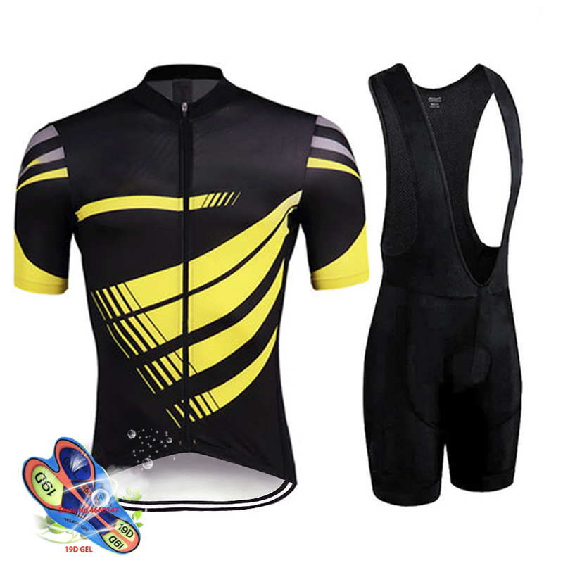 Men Clothes 2019 Pro Team Specializeding Summer Cycling Jersey Ropa Ciclismo Hombre Triathlon Skinsuit Short Sleeve Bike Uniform