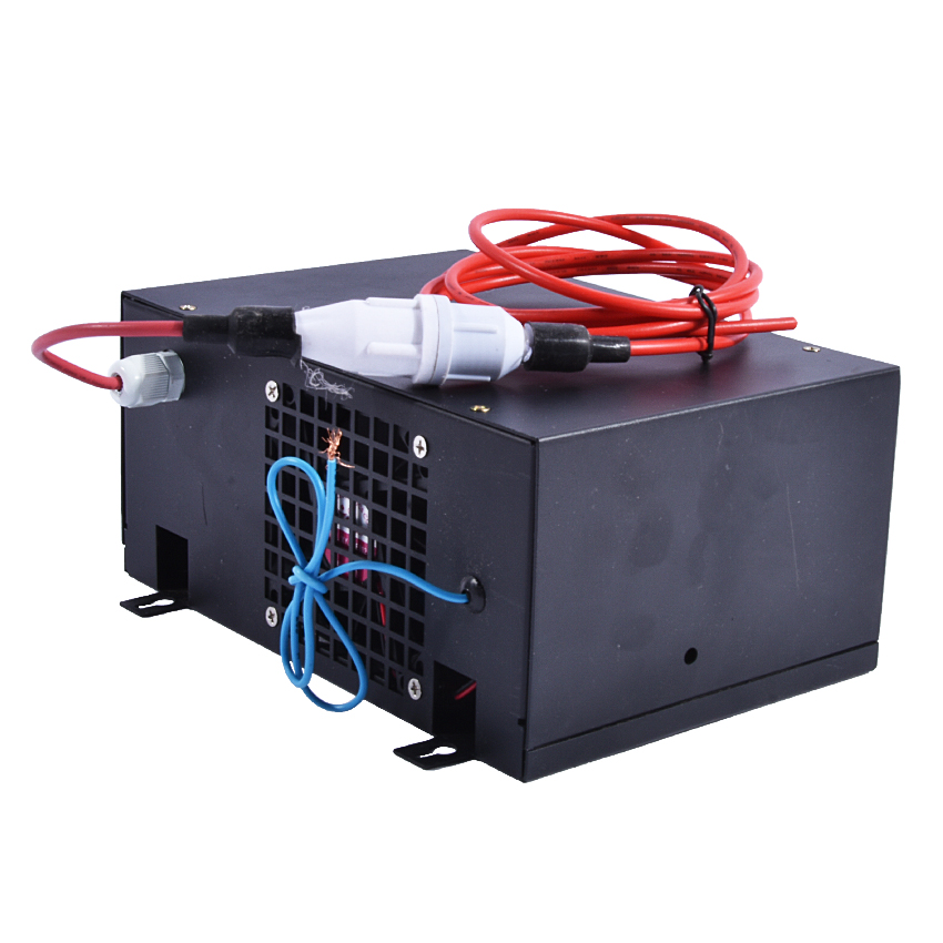 1PC 110V or 220V Power Source 60W Co2 Laser Cutting Laser Power1PC 110V or 220V Power Source 60W Co2 Laser Cutting Laser Power