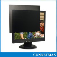20 1 Inch Diagonally Measured Anti Glare Privacy Filter For Standard Screen 4 3 Computer LCD