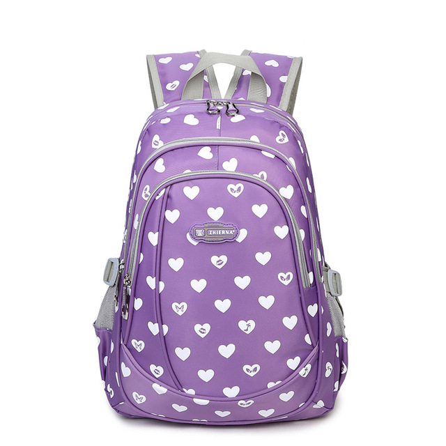 9ad19d83b22e Fashion High Quality School Bags for Girls Children Backpacks Primary  Students Backpacks Waterpfoof Schoolbag Kids Book