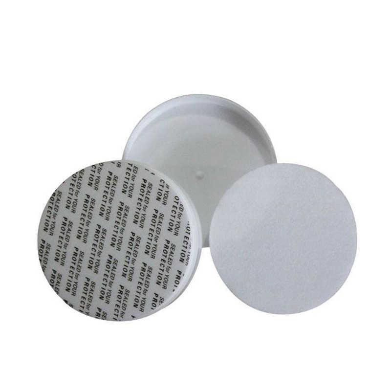 200 Pcs DIY Penyegelan Bantalan untuk Jars Alat Kosmetik Tahan Bocor Gasket Pad untuk 3G 5G Bulat Mencegah Kebocoran tutup Di Dalam Wadah Cap