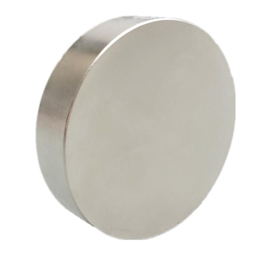 N52 disque Dia 80x20mm NdFeB aimant néodyme fort aimants de laboratoire Permanent de terres rares