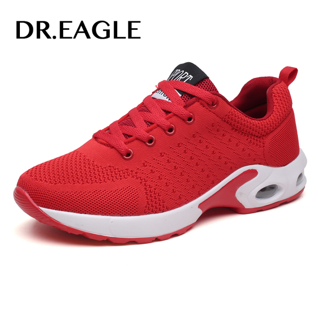 389dbef78327c EAGLE Mens Women Running shoes Men basket homme jogging homme Woman sport  shoes Red Sneakers 2018 chaussure homme sport