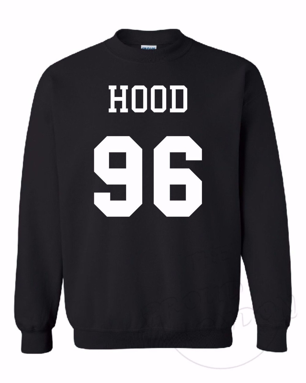 HOOD 96 Calum 5SOS Boys Rock Band Music Fashion Unisex Crewneck Sweatshirt Top-E041