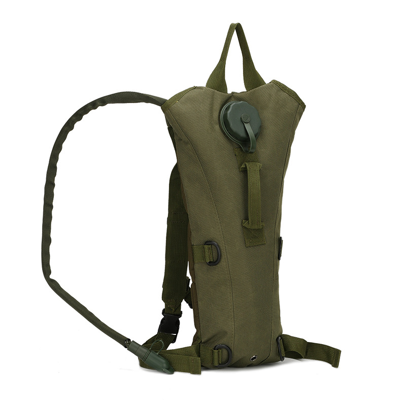 3L Water Bladder Backpack Water Bag Outdoor Camping Molle Military Tactical Hydration Knapsack Cycling Hiking Climbing Camo 2017 18l waterproof camping backpack 2l water bag outdoor sports climbing riding cycling travel bag sport rucksacks knapsack
