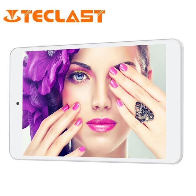Teclast P80H ПК таблетки 8 дюймов Quad Core Android 7.0 64bit MTK 8163 IPS 1280x800 двойной WIFI 2.4G / 5G HDMI GPS Bluetooth Tablet PC