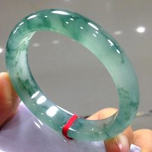 emerald with jadeite shipping bangles certificate natural ice item bangle jade burma bracelet green free round genuine