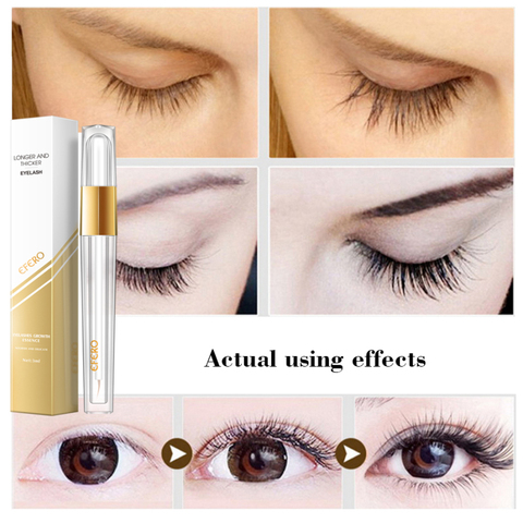 Efero Eyelash Growth Enhancer Natural Medicine Treatments EyeLashes Serum Mascara Serum Lengthening Growth TSLM2 Karachi
