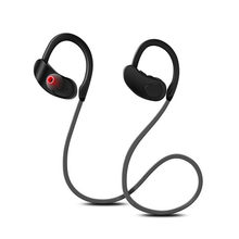 Bluetooth Earphone Wireless Headphones Stereo Headset Sports Earpiece Bluetooth Earbuds HiFI Bass Hands-free with mic for ios(China)
