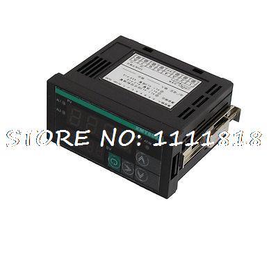 XMT-802 PV SV Digits Display Alarm SSR Controller Temperature Control Meter xmt 800 pv sv digits display alarm ssr controller temperature control meter m6 k type 2m thermocouple ssr 25da