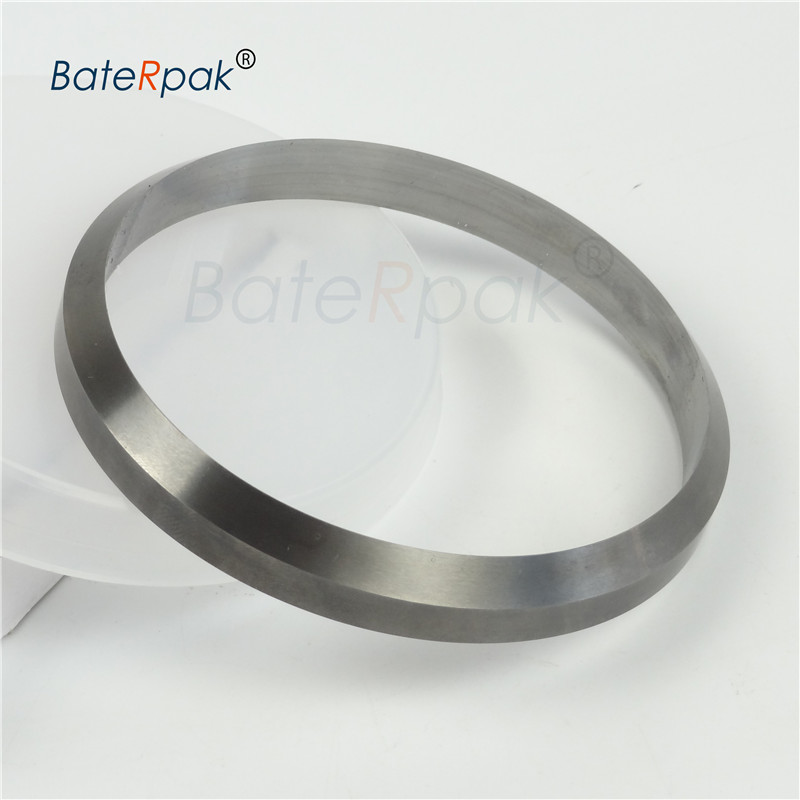 BateRpak Pneumatic electric Pad printing machine spare part ink cup Tungsten steel Ring ODxIDxH mm