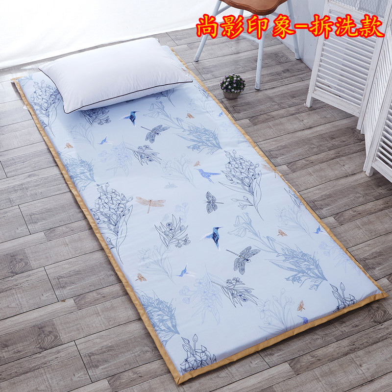 4cm thickness Comfortable and warm mattress Simple and fashionable, suitable for children цена 2017